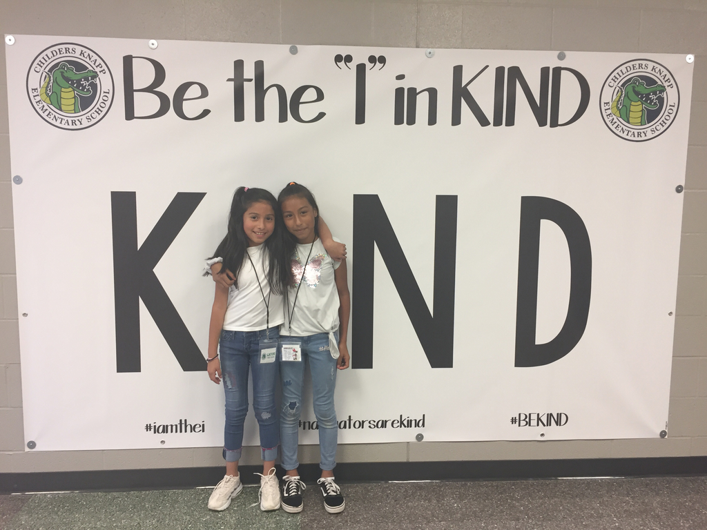 Be the I in kind