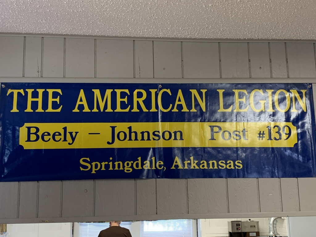 #SHShoutOut to American Legion Post 139