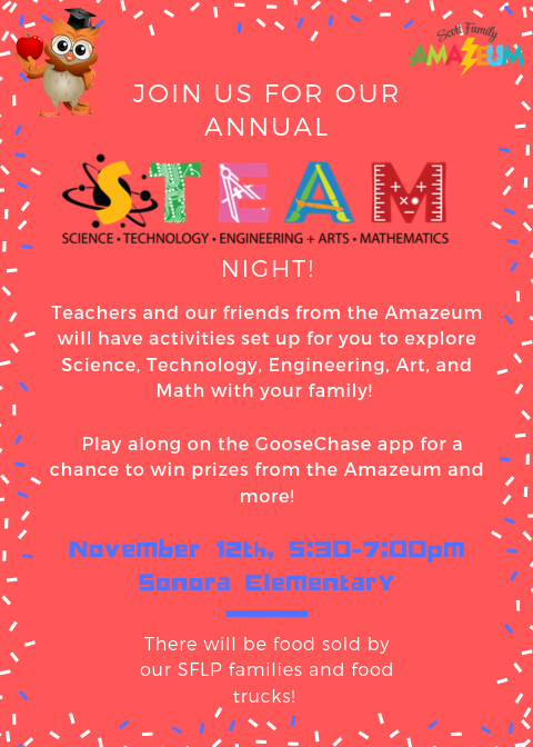 Steam Night