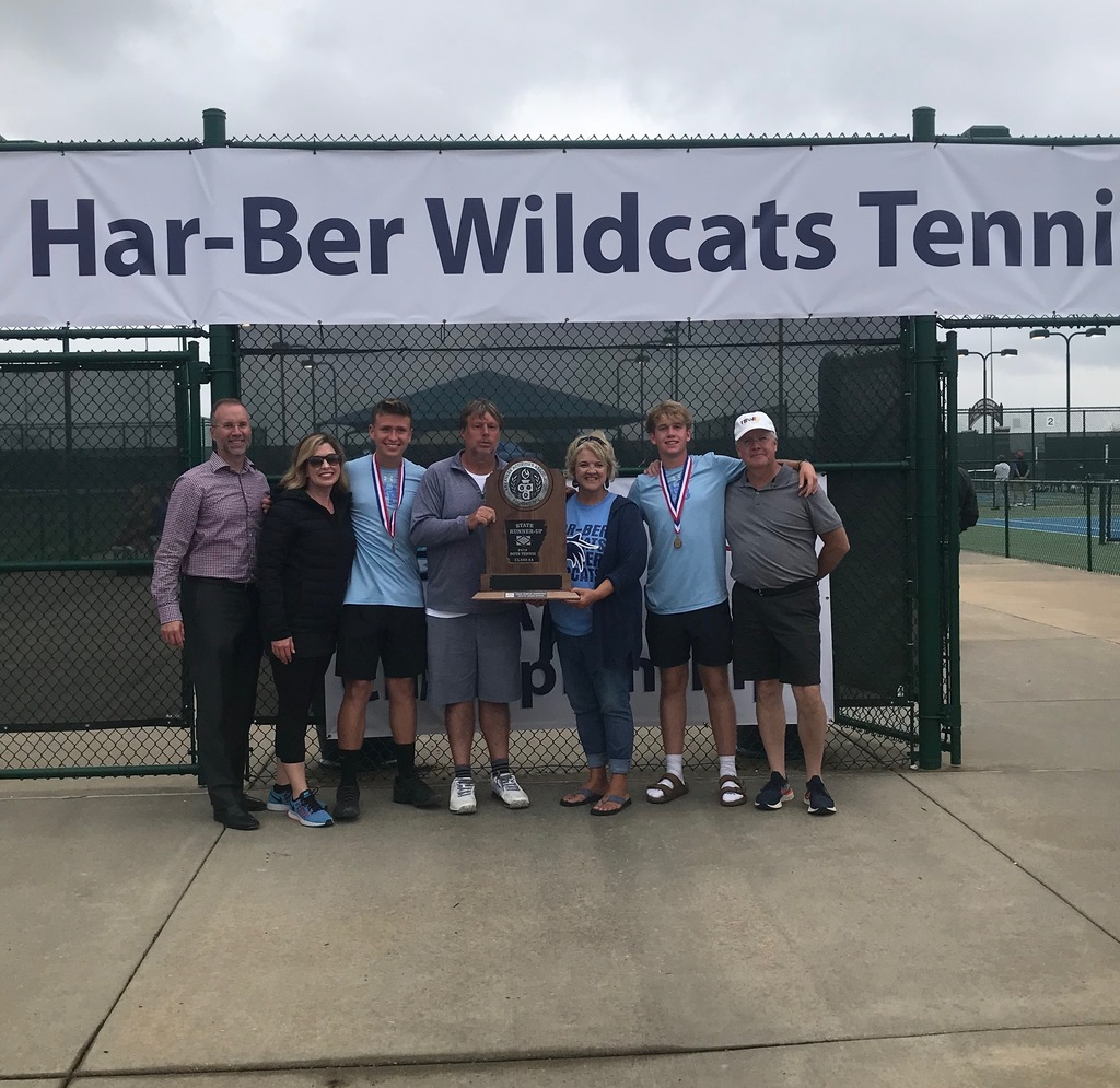 Har-Ber state doubles champions