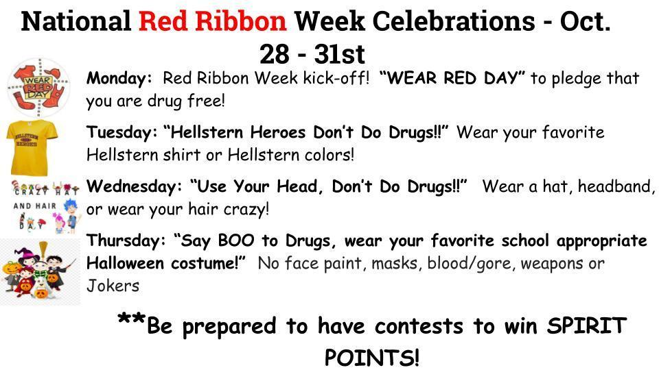 Red Ribbon Events