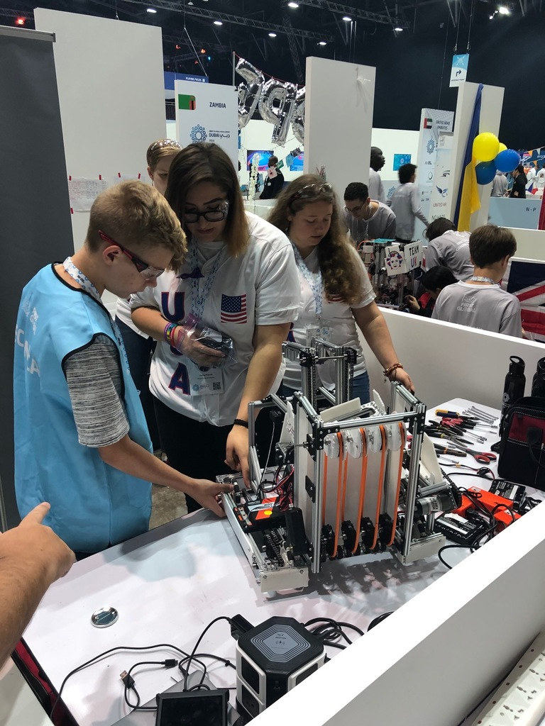 DTSOI Robotics in Dubai