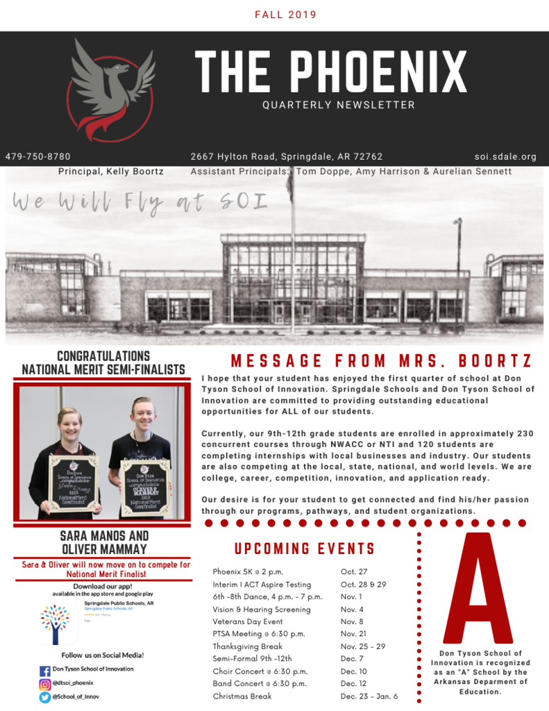 The Phoenix Quarterly