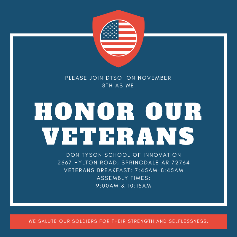 DTSOI Veteran's Day