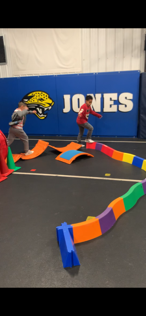 Creative PE - Obstacle Course #3