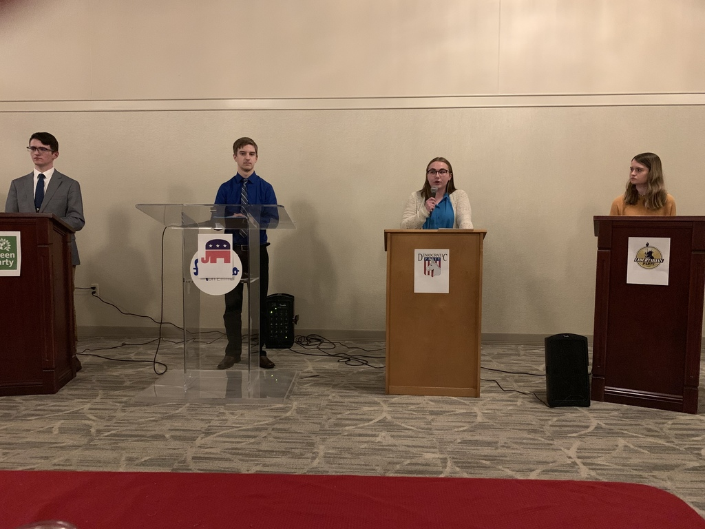 District Debate Night