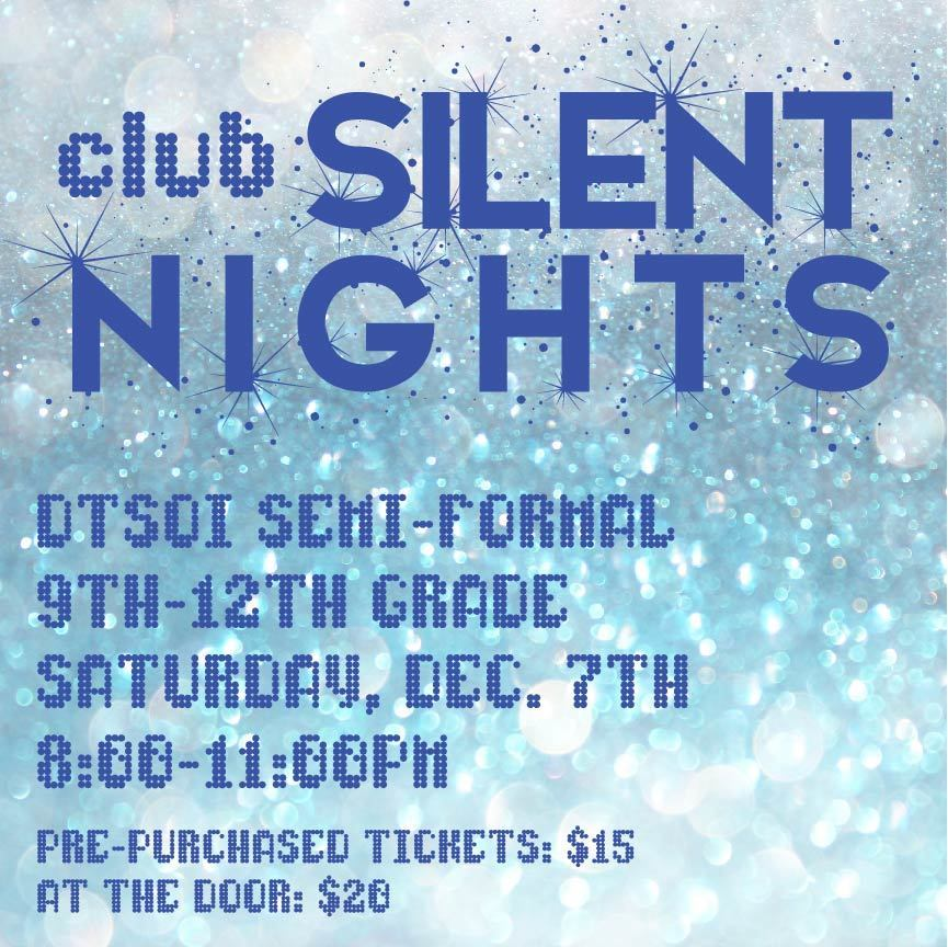 Semi-Formal Flyer