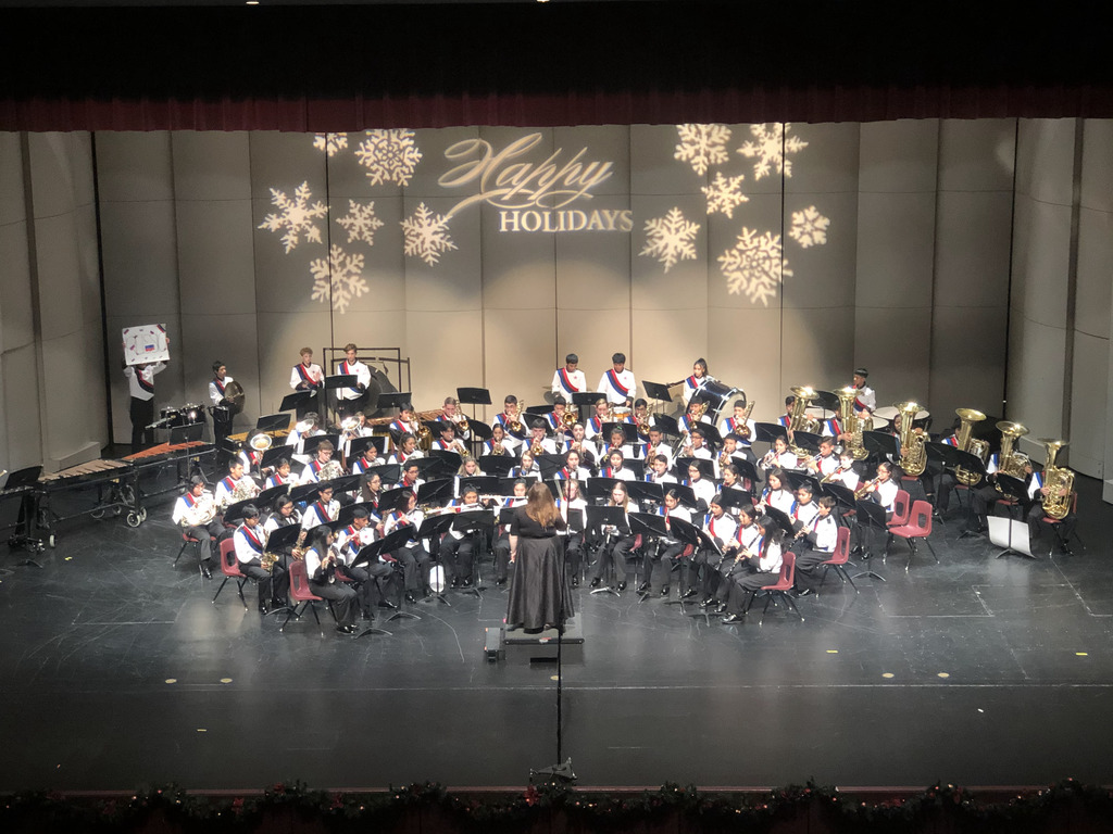 Band Winter Concert 4