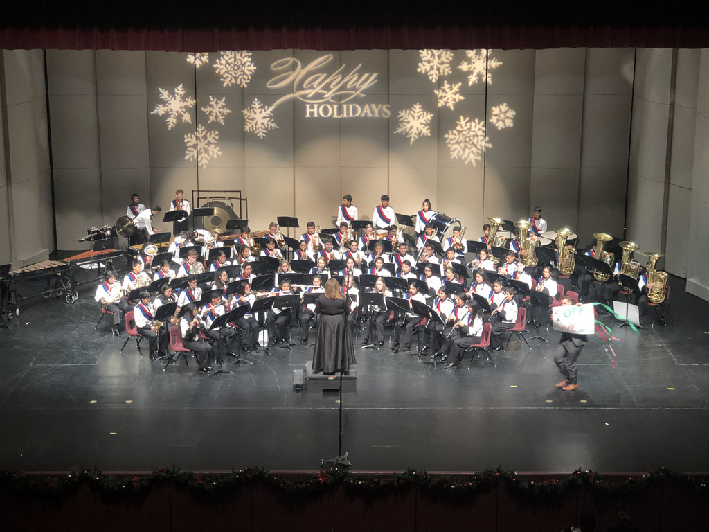 Band Winter Concert 3