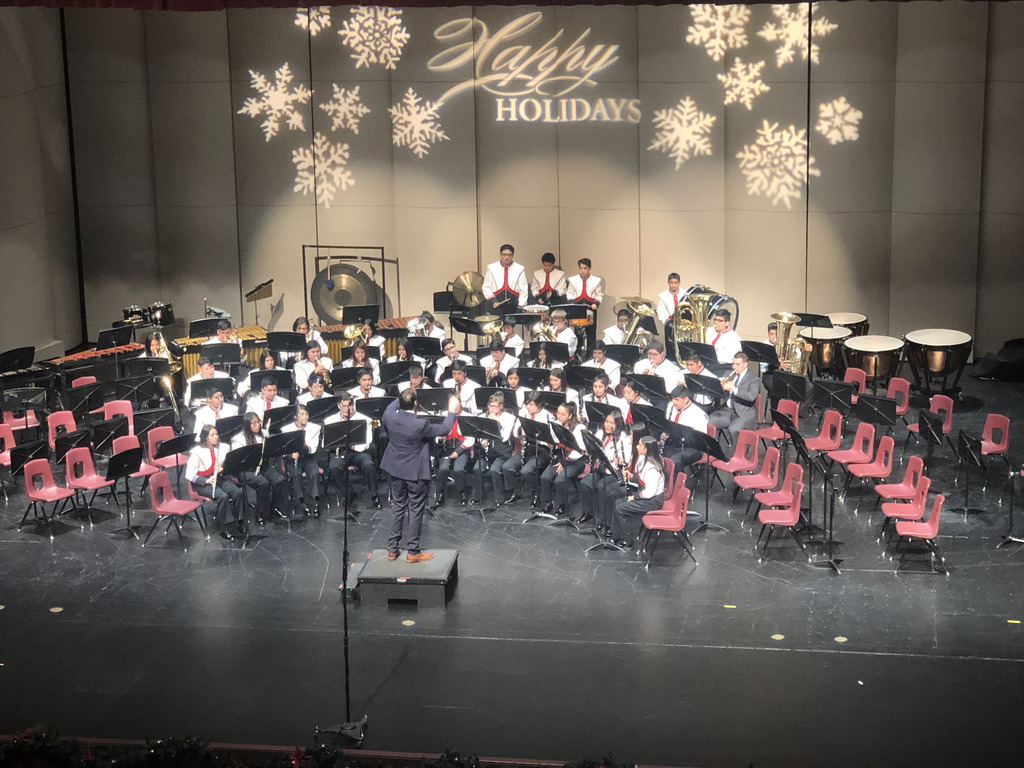 Band Winter Concert 1