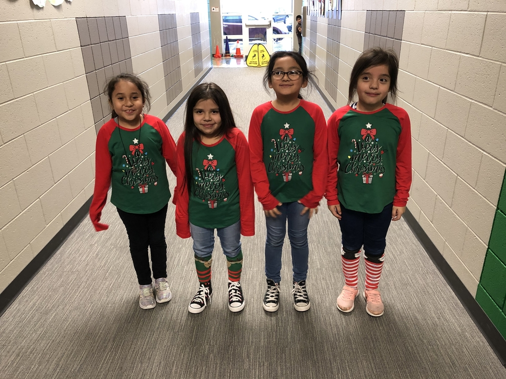 Holiday character day