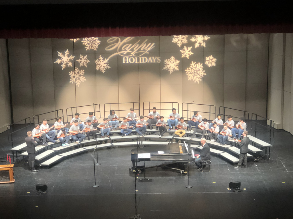 Winter Choir Concert 1