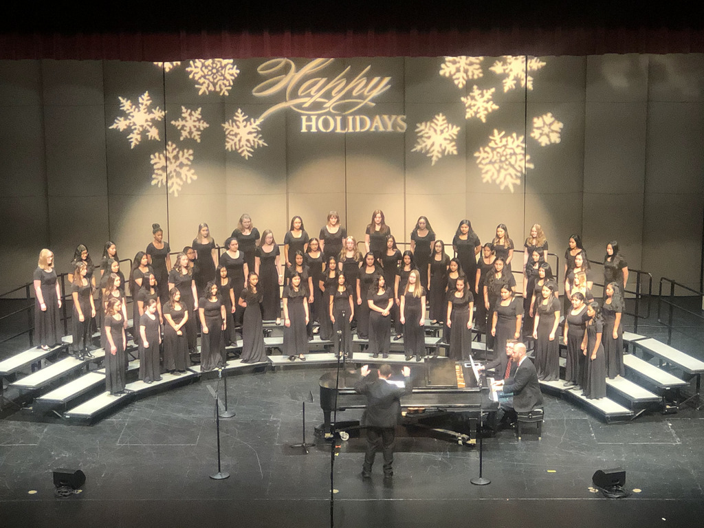 Winter Choir Concert 4