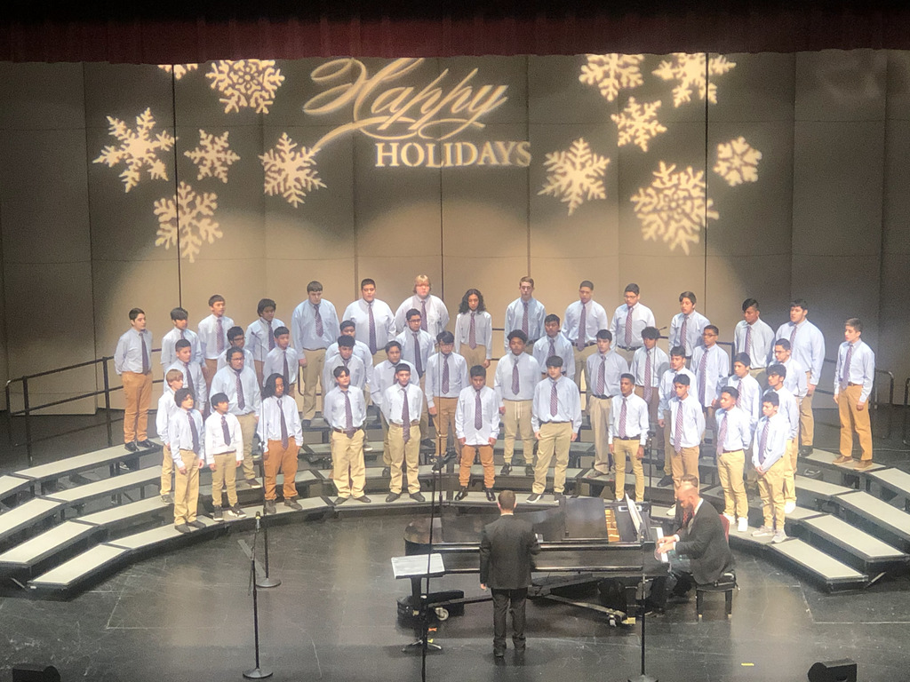 Winter Choir Concert 3