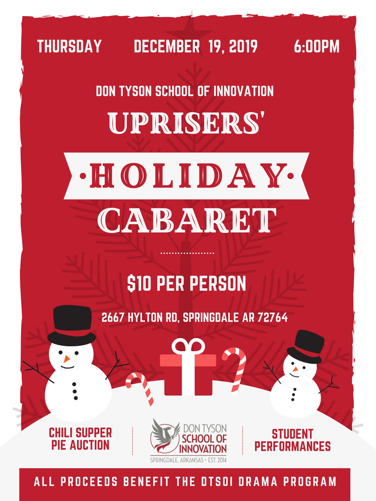 holiday cabaret