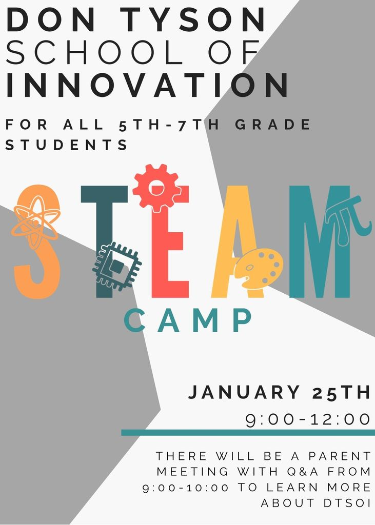 DTSOI STEAM Camp