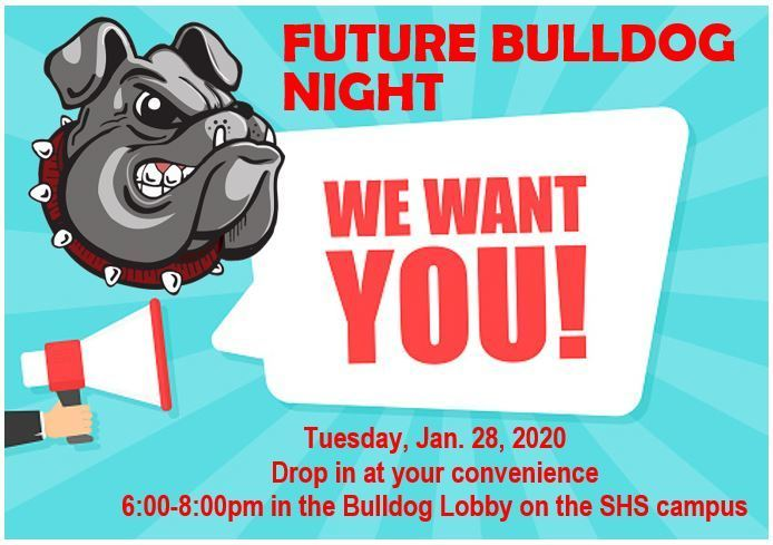 Future Bulldog Night