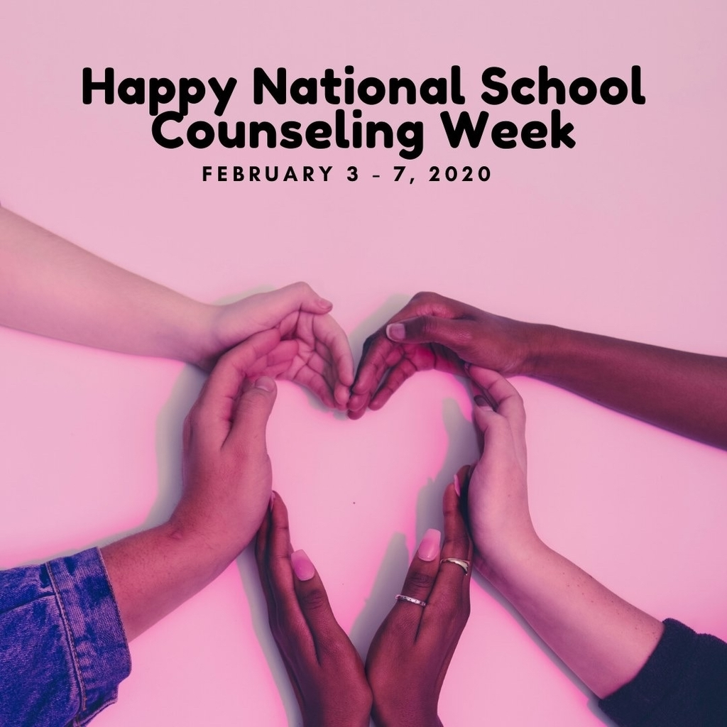Happy National School Counselor week