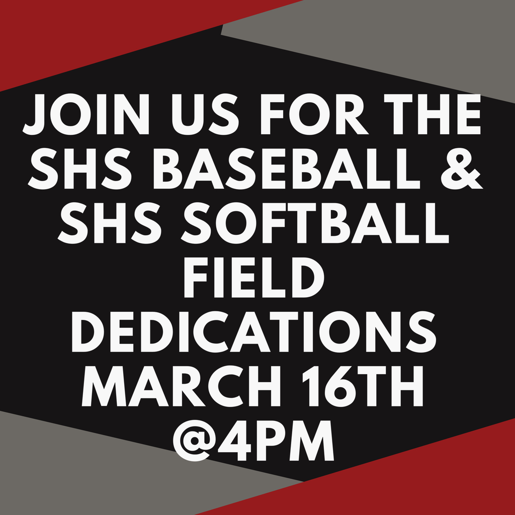 Baseball and Softball dedication