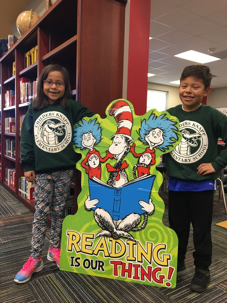 Happy Read Across America Week!