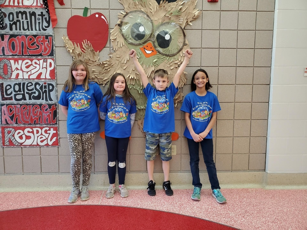 Odyssey of Mind Detective Team
