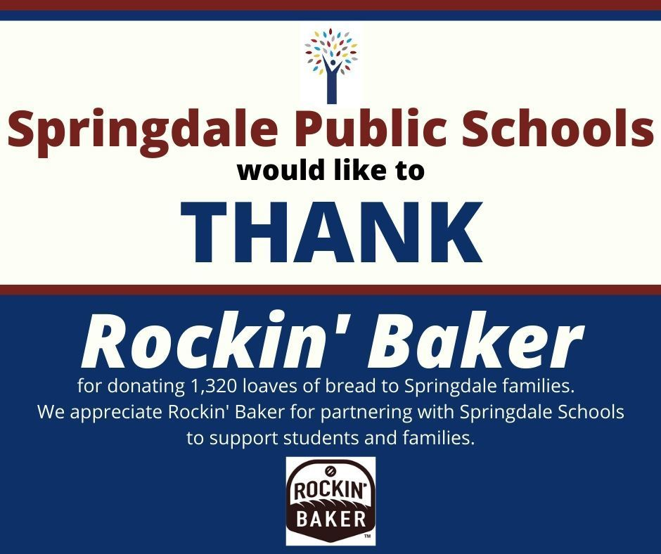 Thank you Rockin' Baker