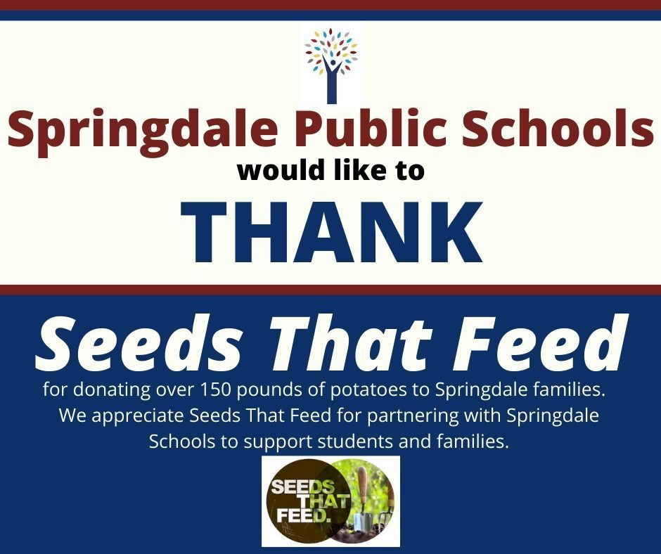 Thank you Seeds That Feed