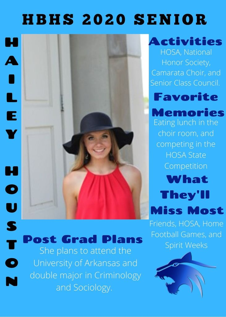Hailey Houston Spotlight