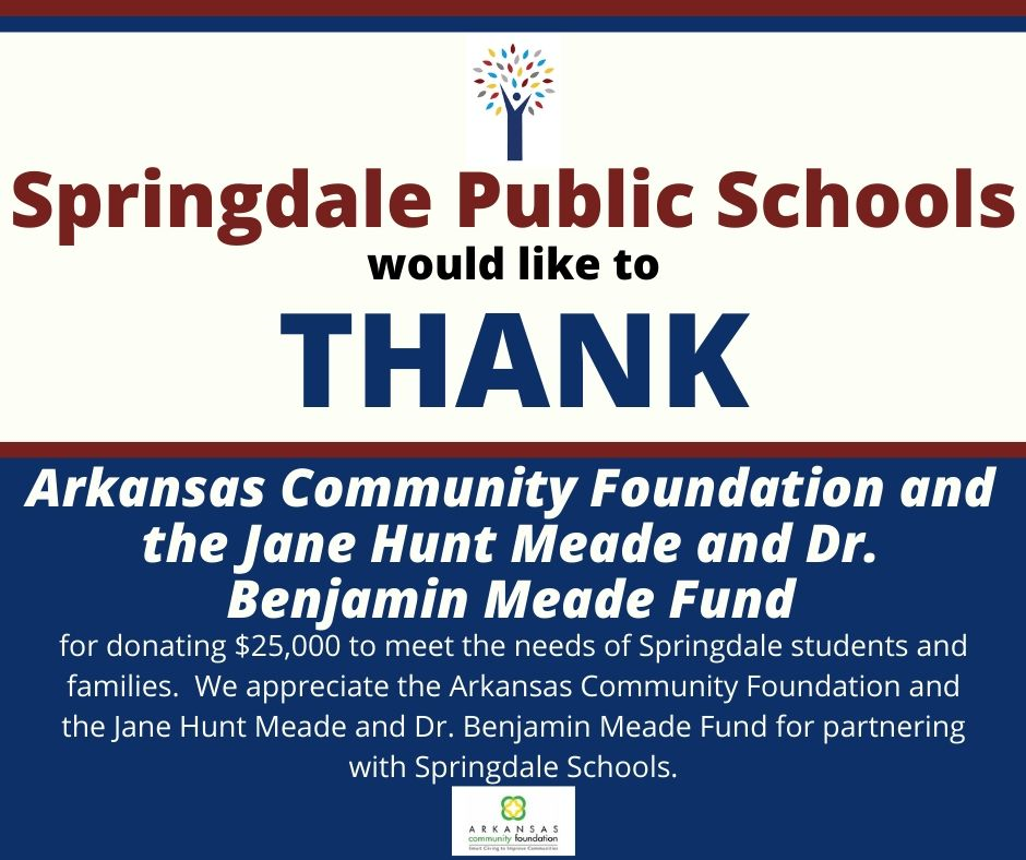 Thank You Jane Hunt Meade