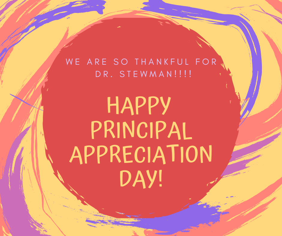 National Principal Appreciation Day