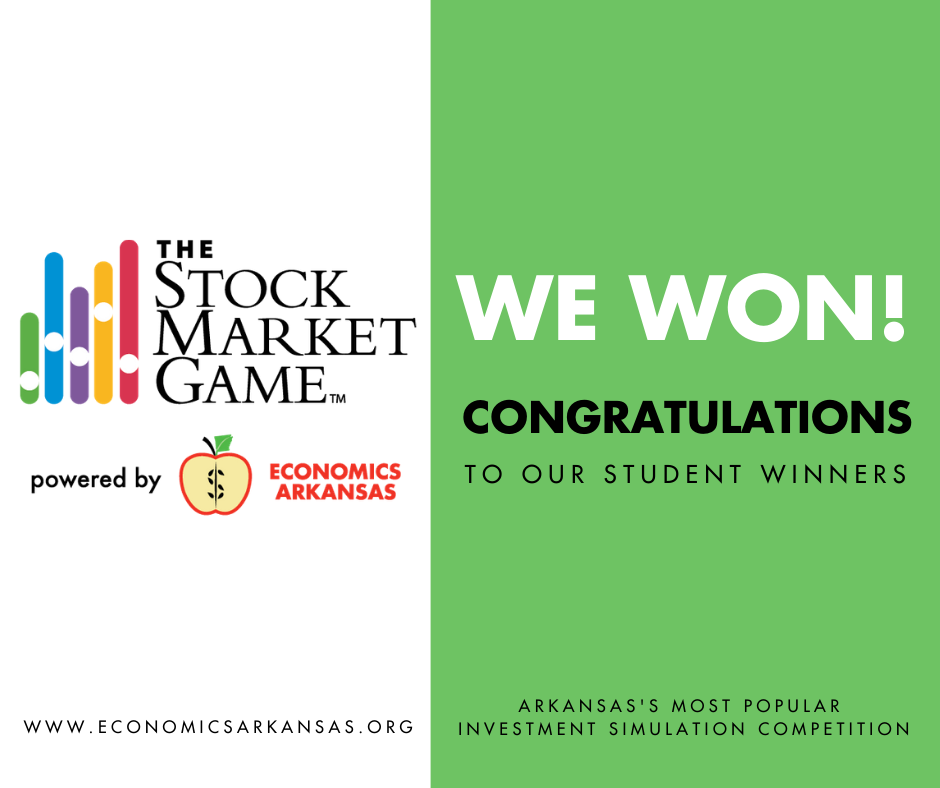 Stock Market Game Winners