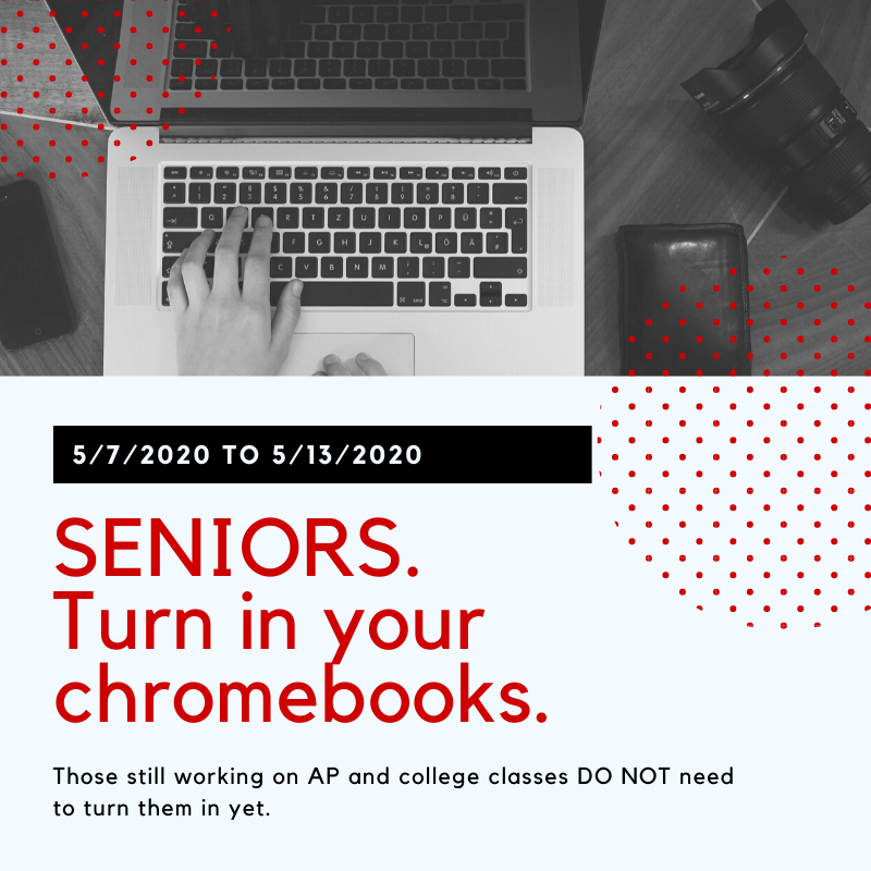 seniors chromebooks