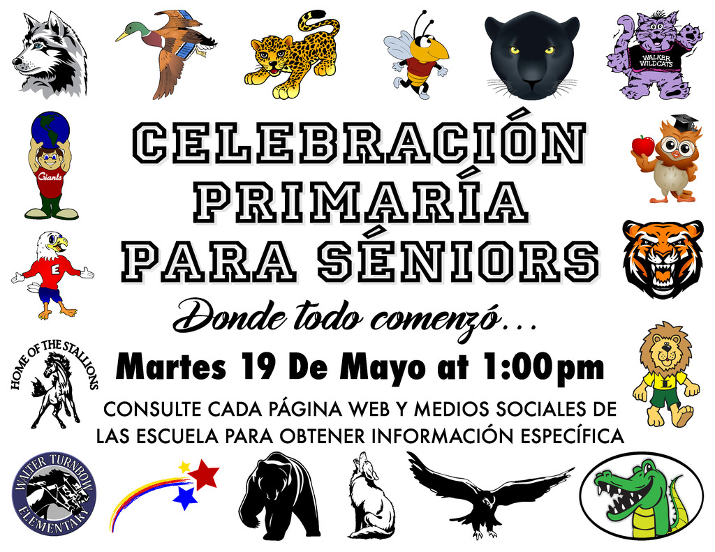 Spanish Senior Celebration