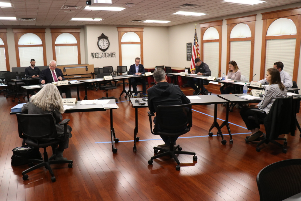 May School Board Meeting