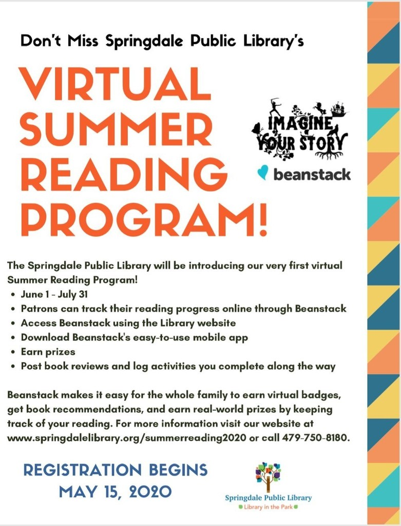 Summer Reading Program!