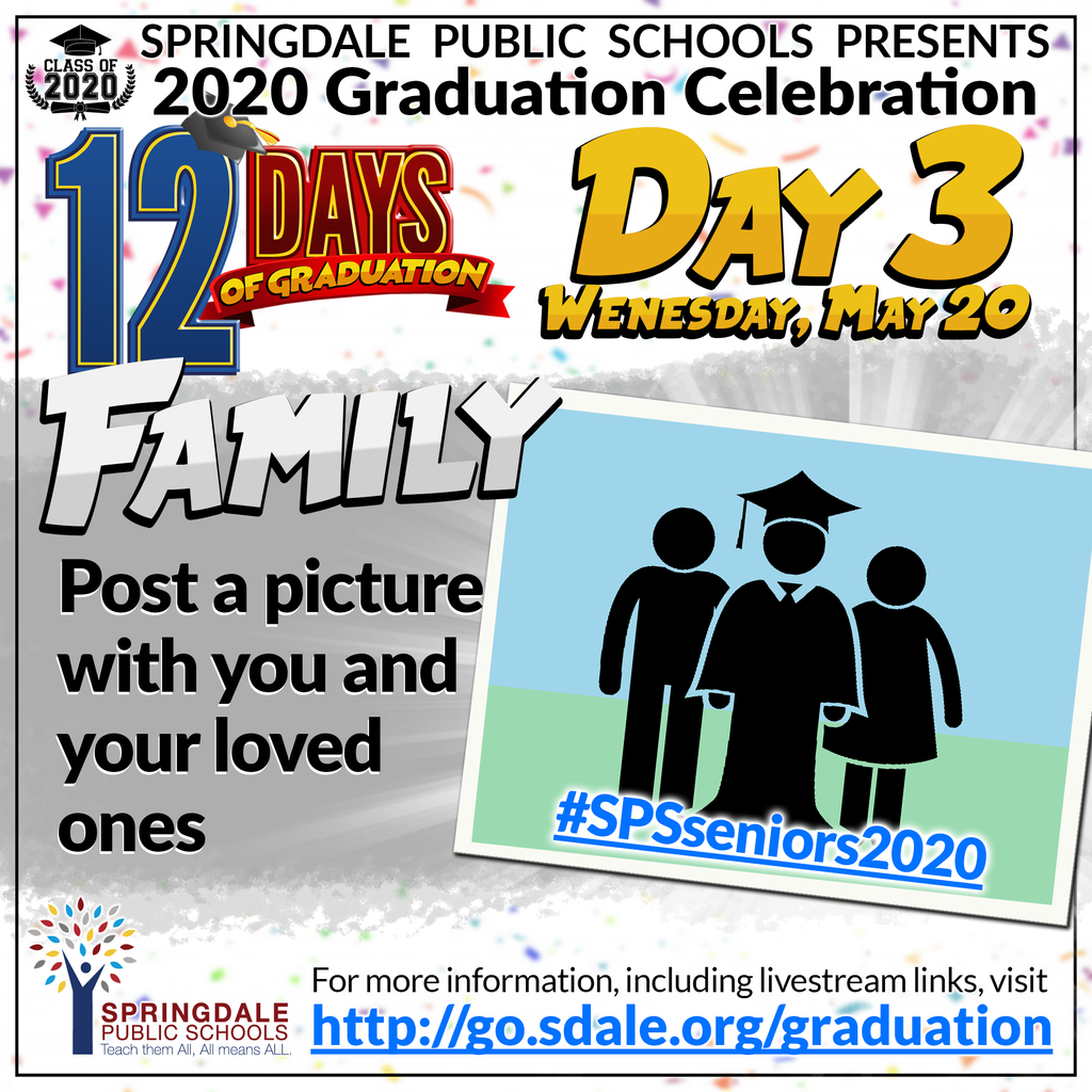 ENG 12 Days of Graduation Day 3