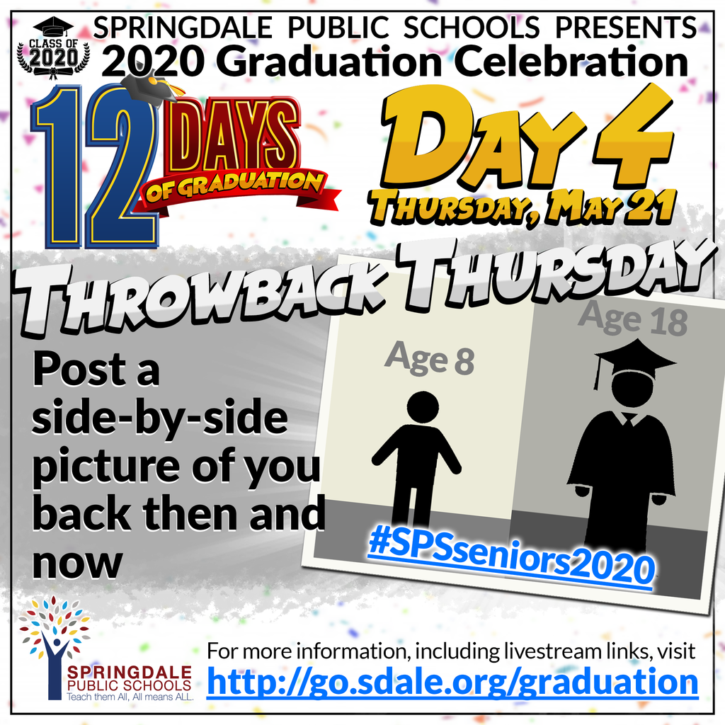 ENG 12 Days of Graduation Day 4
