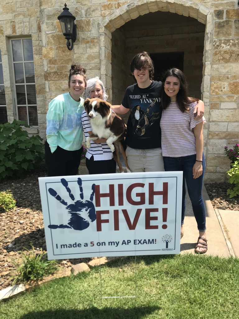 High Five Scores