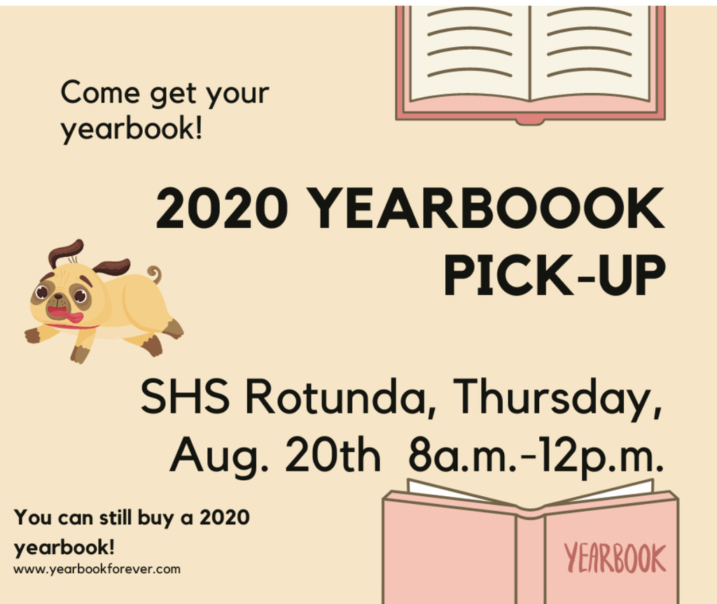 Your 2020 Yearbooks Are Here Bulldogs!