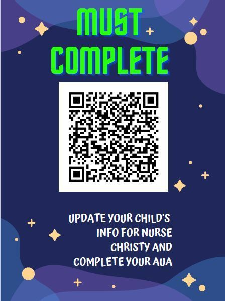 Update your child's Info