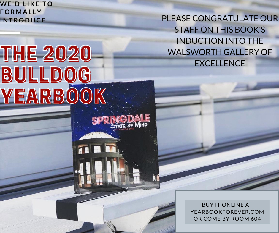 2020 Yearbook Wins! Get yours today!