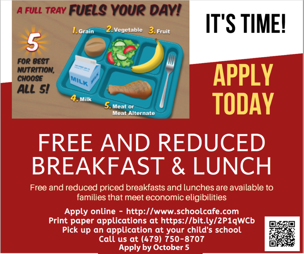 Free and Reduced Lunches