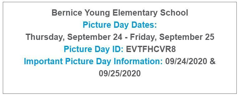 Picture Day tomorrow!