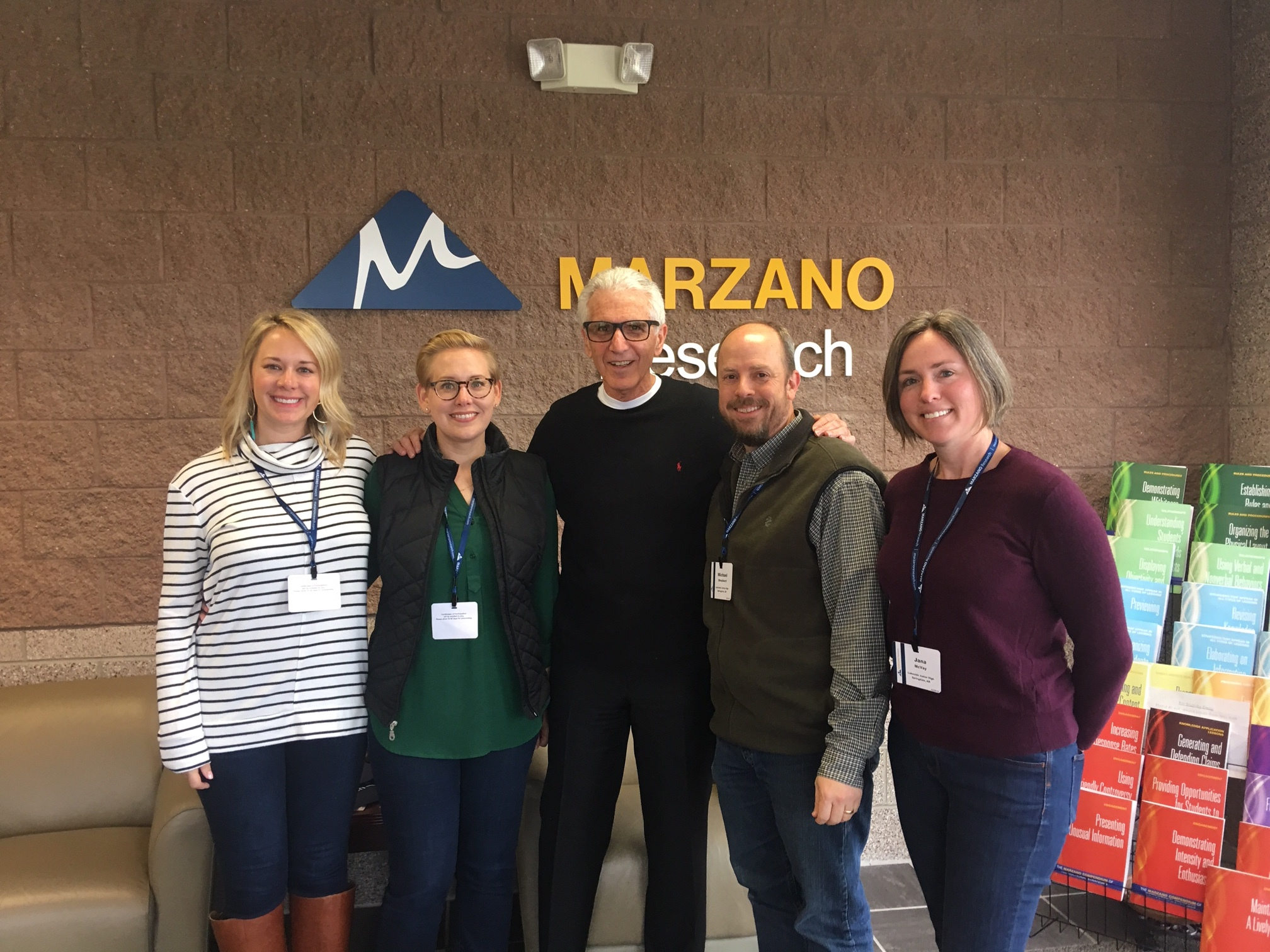 administration marzano CO trip